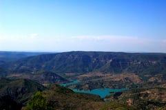 góry panorama Zdjęcie Royalty Free