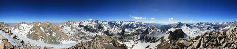 góry panoramy rixford Fotografia Stock