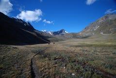 góry Peru Fotografia Royalty Free