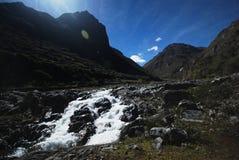 góry Peru Obrazy Stock