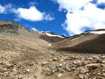 góry piltriquitron widok Fotografia Stock