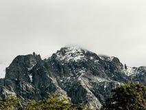 Góry powiedzieli obraz stock