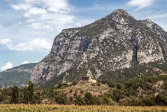 Góry Pyrenees Obrazy Royalty Free