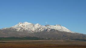 góry ruapehu Zdjęcia Royalty Free