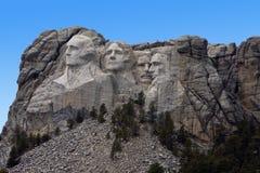 góry rushmore Zdjęcie Stock