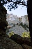 góry rushmore fotografia stock