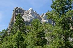 Góry Rushmore Obywatela Pomnik obraz royalty free