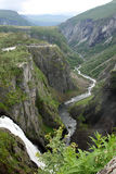 Góry rzeczne Zdjęcia Royalty Free