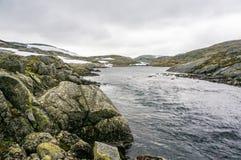 góry rzeki rocky Zdjęcie Royalty Free