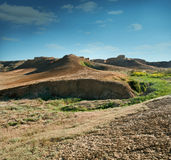 Góry Shalkar-Nura Zdjęcie Royalty Free