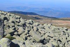 góry skał Obraz Royalty Free