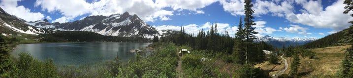 góry skagway Zdjęcie Royalty Free