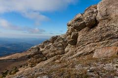 góry skaliste Zdjęcie Royalty Free