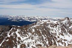 góry skaliste Obraz Royalty Free
