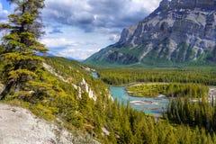 góry skaliste canada Fotografia Stock