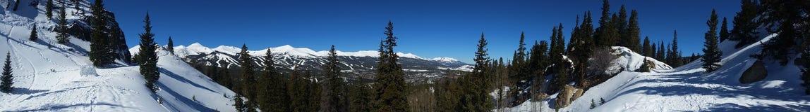 góry skaliste colorado Zdjęcia Stock