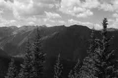 góry skaliste colorado Obraz Royalty Free