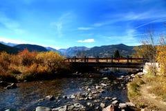 góry skaliste krajobrazowe Fotografia Stock
