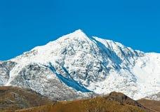 góry snowdon zdjęcie royalty free
