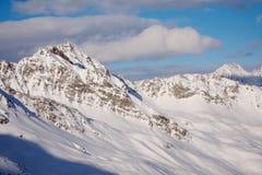 góry Solden Fotografia Royalty Free