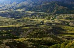 Góry St Helens krajobraz obrazy royalty free