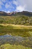 góry stepowe Fotografia Stock