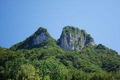 góry szwajcarskie Fotografia Stock