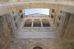 Góry Tabor Kościół Zdjęcie Stock