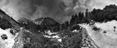 góry tatra Obrazy Stock