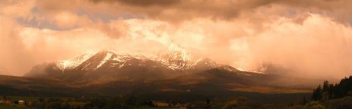 góry tatra Zdjęcia Stock