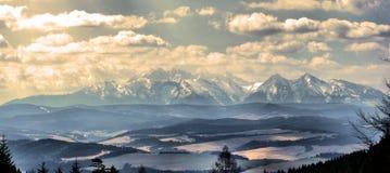 góry tatry Obraz Stock
