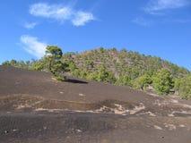 Góry, Tenerife, wyspy kanaryjska, krajobraz Fotografia Stock