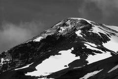 Góry, Torres Del Paine park narodowy, Chile Zdjęcie Royalty Free