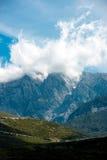 Góry w Albania Obrazy Stock