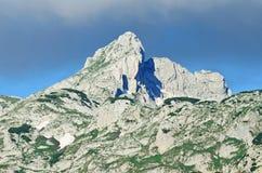 Góry w Durmitor, Montenegro Zdjęcia Stock