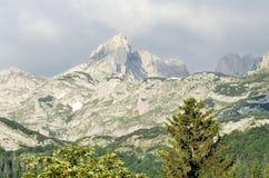 Góry w Durmitor, Montenegro Fotografia Stock