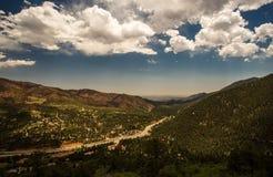 Góry w Kolorado Zdjęcia Royalty Free