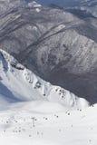 Góry w Krasnaya Polyana, Sochi, Rosja zdjęcie stock
