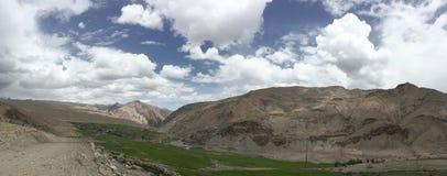 Góry w Sikkim, India Obraz Stock