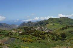 Góry w Tenerife wyspach kanaryjska obraz royalty free