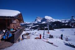 Góry w zimie Zdjęcie Stock