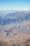 Góry Wokoło Kabul, Afganistan Obrazy Royalty Free