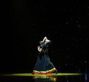 Góry Yi chińczyka ludowy taniec Obraz Stock