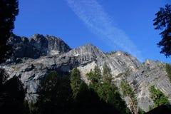 góry Yosemite Obraz Royalty Free