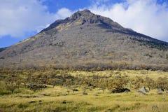 Góry yufu Zdjęcia Stock