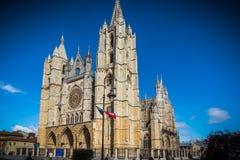 2016 gótico espanhol Fotos de Stock Royalty Free