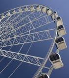 Gôndola e roda de ferris Foto de Stock