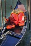 Gôndola em Italy imagens de stock royalty free