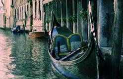 Gôndola em Veneza Foto de Stock