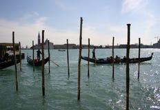 Gôndola em Veneza foto de stock royalty free